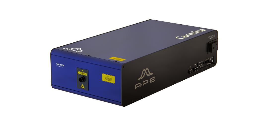 APE-Carmina-sSNOM-AFM-IR-MID-IR Laser